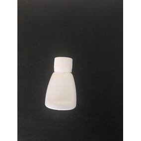 Envase Gotero Plastico Con Tapa, Sello De Seguridad E Insert