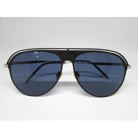 0fd82b992e60b Óculos De Sol Masculino Gucci Titânio Aviador Metal Com Case ...