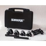 Kit De Batería Drum Kit Shure