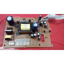 Placa Da Fonte Receptor Bedin Sat -bs5000 Cz