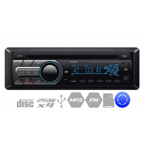 Stereo Auto X-view Bluetooth Ca3100 Bt Mp3 Usb Aux Sd Cd