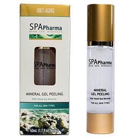 Spa Pharma Dead Sea Mineral Gel Peeling 50ml For All Skin Ty