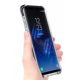 Capa Capinha Samsung S8 Anti Impacto Acrílica Top Case 100%
