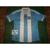 Camisa Seleção Argentina 2012-2013 adidas Home Importada