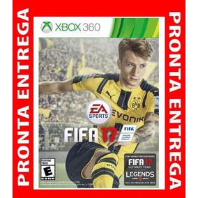 Fifa 17 Xbox Pt-br Midia Fisica Lacrado Nacional