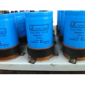 Capacitor Eletrolítico 10000 Uf 70 Vcc