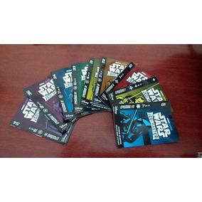 Mini Livros Star Wars Série Jedi Master - Frete Grátis