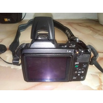 Camara Semiprofesional Nikon Modelo Coolpix L120