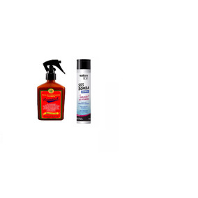 Tônico Rapunzel 230ml + Shampoo Sos Bomba Salon Line