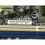 Placa Madre Foxconn D51s Nm10 Itx + Intel Atom 1,66 Ghz Cpu