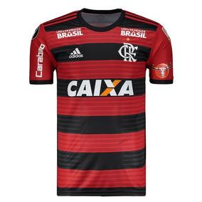 Camisa adidas Flamengo I 2018 Libertadores dc560262e948d