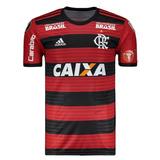 Camisa adidas Flamengo I 2018 Libertadores