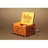 Caja Musical Let It Be The Beatles Envío Gratis