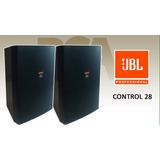 Cornetas Jbl Control 28 (1 Par)