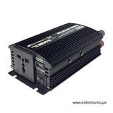 Conversor 12vdc 600w Energit En-car600/12v