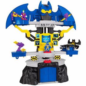 Imaginext - Mega Batcaverna Dnf93 - Fisher Price