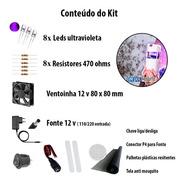 Kit Armadilha De Pernilongo Tipo Manual Do Mundo Pega Muito