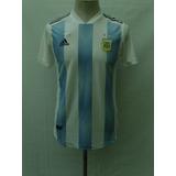 Camisa De Selección De Argentina 2018
