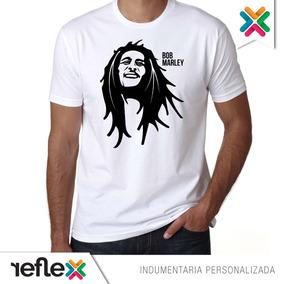 Remera Bob Marley 100% Algodón Calidad Premium 3