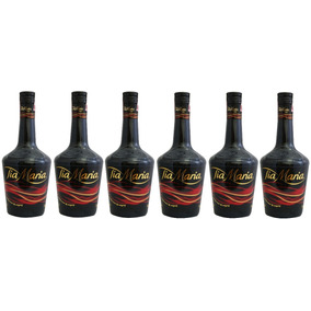 Licor Tia Maria 700ml (06 Unidades)