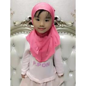 Hijab Muslim Niñas Coran Islam Musulmanas Ropa Islamica