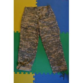Pantalón Militar Genuino Army Combat Talla M/r (30-32)