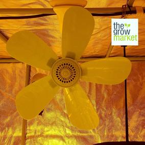 Ventilador T.g.m. Pinza Para Cultivo Indoor 220v