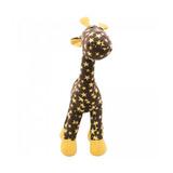 Girafa Marrom Estrelas 42cm - Pelúcia