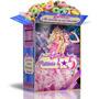 Megakit Imprimible Barbie Princesa Pop Textos 100% Editables