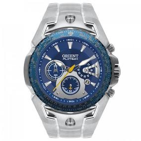 Relógio Orient Flytech Titanium Mbttc006 D1sx