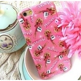 Capa Case Capinha Barbie Moschino Apple Iphone 4/4s