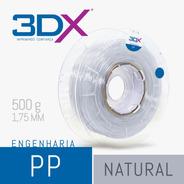 Filamento Pp 1,75 Mm | 500g Natural (polipropileno)
