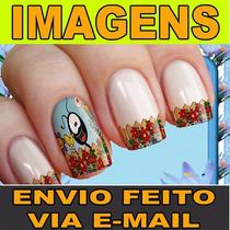 Kit 23.000 Imagens Casadinho P/ Películas De Unhas + Brinde