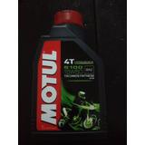 Aceite Motul 15w50 5100 Motos 4 Tiempos: Klr 650, Vstrom 650