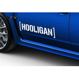 Stickers Tuning Hooligan Haters Drift Auto Moto