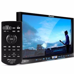 Central Multimídia Pioneer Dvd Avic F70 Gps Tv Bluetooth Sd