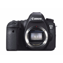 Câmera Canon 6d Full Frame ( Corpo ) Original Canon Brasil