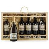 Estuche Madera De Vino Rutini X 6 Botellas Banfield