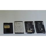 Bateria Para Telefone Celular, Fone De Ouvido Bluetooth 4 Un