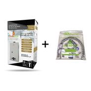 Calentador De Paso Gaxeco-9000 Lp O Natural +kit Instalación