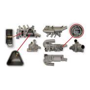 Carcaza Termostato Ford Ka 2008-2014 1.0 1.6 Aluminio Comple