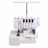 Maquina De Costura Brother Designio Series Dz1234 Serger