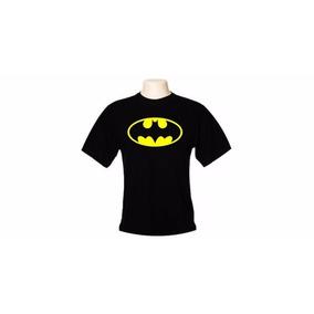 Camiseta Batman Com Defeito