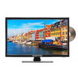 Combo Dvd Sceptre E249bd-fmqr 24 1080p Led Tv With Bu