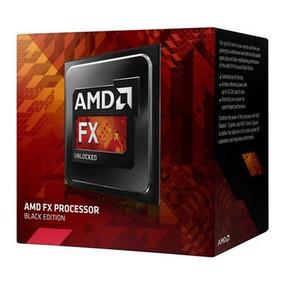 Processador Amd Fx-8350 Black Edition Am3+ / 4.0 Ghz / 16mb