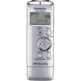 Gravador De Voz Digital Panasonic Rr-us300 / 2gb