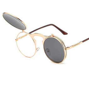 Oculos Redondo Para Lente De Grau E De Sol - Óculos no Mercado Livre ... 6c5b63d017