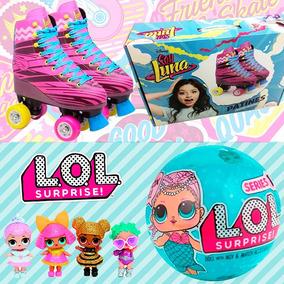 Lol Surprise + Patines Soy Luna Todos Los Talles Bunny Toys