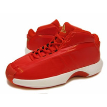 Adidas Crazy 1 Kobe Bryant Red Edition 100% Original Usa!!!