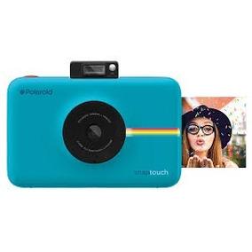 Cámara Instantánea Polaroid Snap Touch Azul 13 Mp Imprime